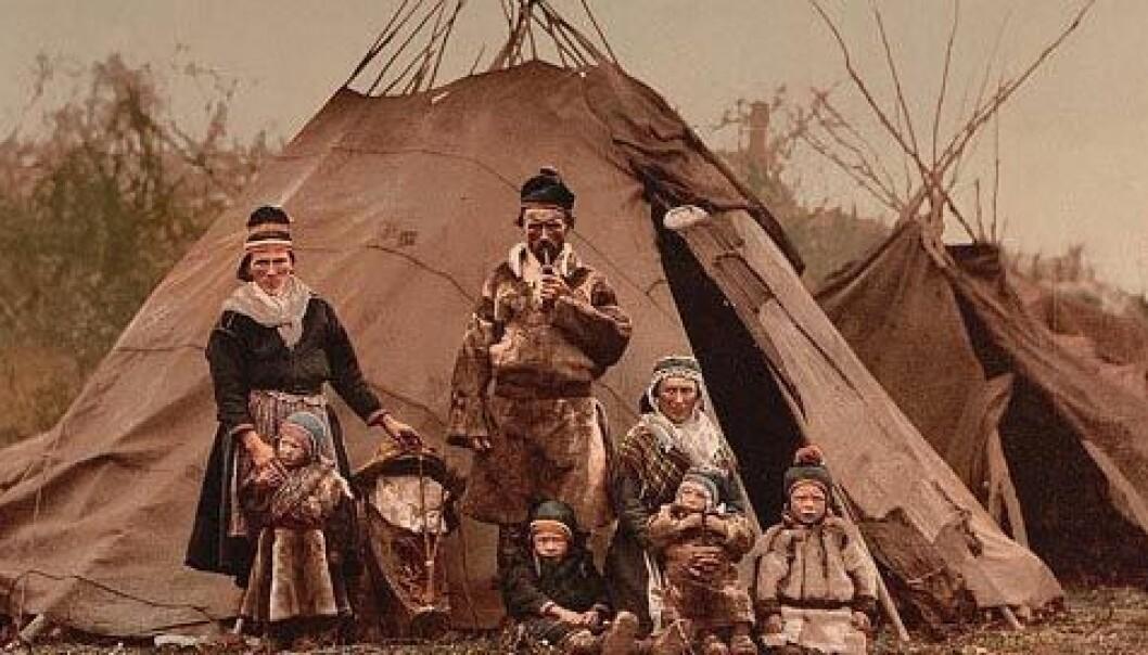 Samiske navn ble fortiet