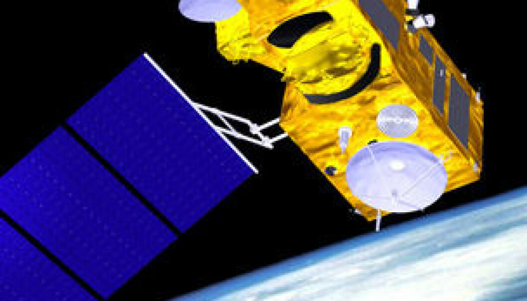 Klart for ny miljøsatellitt