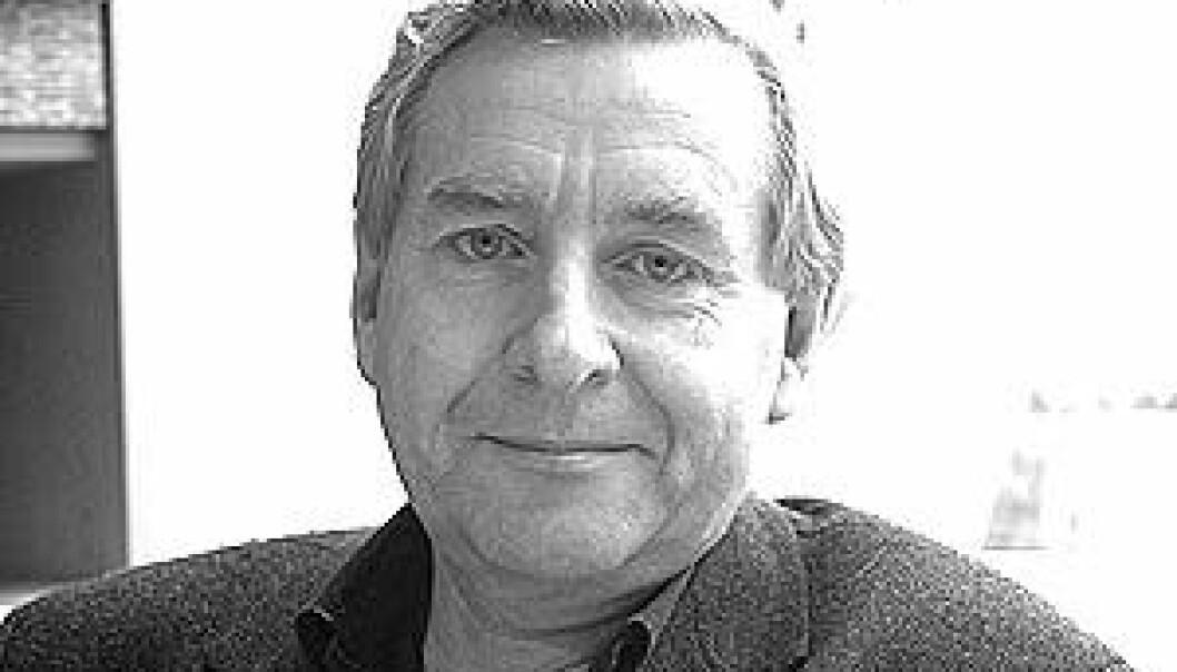 """""""Stener Kvinnsland er professor i kreftmedisin ved Universitetet i Bergen og viseadm. direktør ved Haukeland Universitetssykehus."""""""
