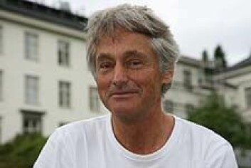 Professor Frede Thingstad. (Foto: Guri G. Oppegård)