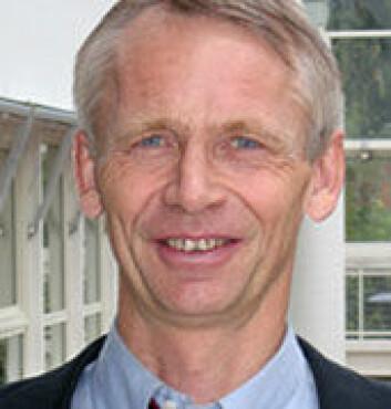 """""""BI-Professor Rune Sørensen."""""""
