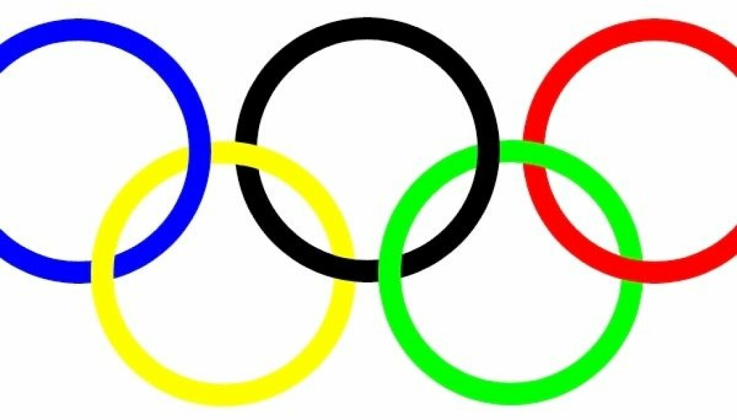Olympisk rekord i sponsing