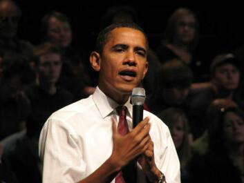 """Seierherren: Barack Obama har store oppgaver foran seg. Det holder ikke å snakke om """"change"""", nå må det handles."""