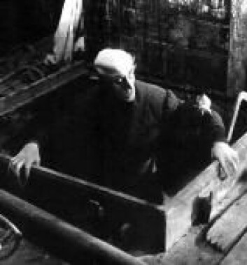 """""""Vampyrene var ekte, de var lik som vendte tilbake fra graven. Her et bevis fra filmen Nosferatu (1922). Skuespilleren het, naturlig nok, Max Schreck."""""""