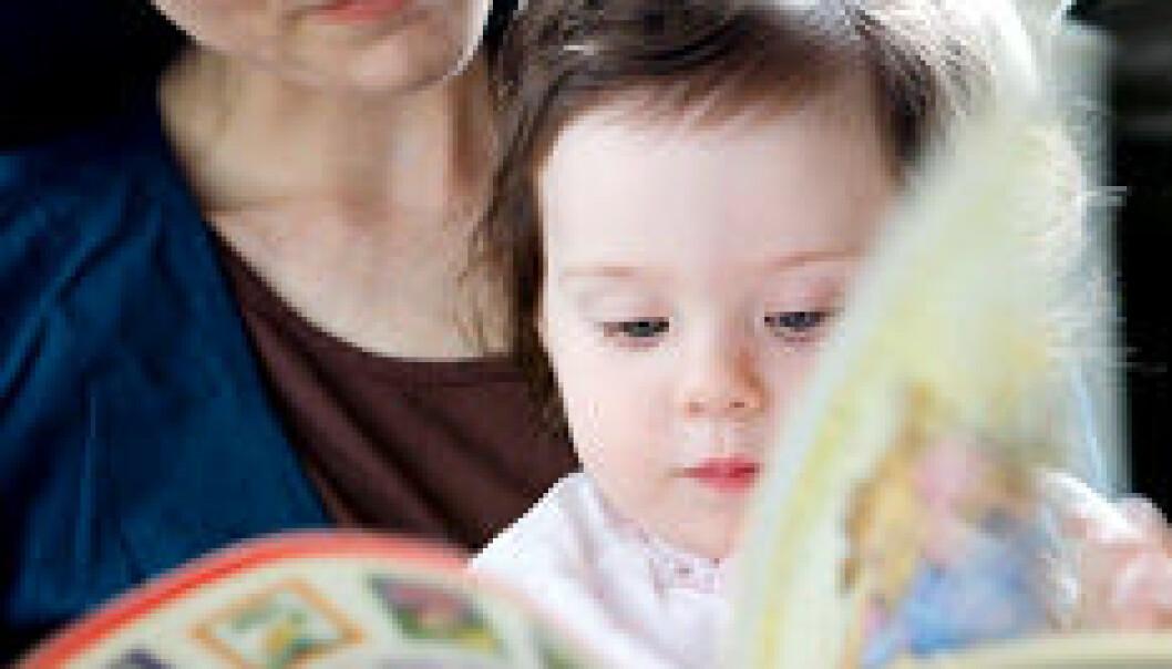 Les høyt for barnet