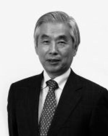 Sumio Iijima, professor ved Meijo University, Japan (Foto: Nec Corporation)