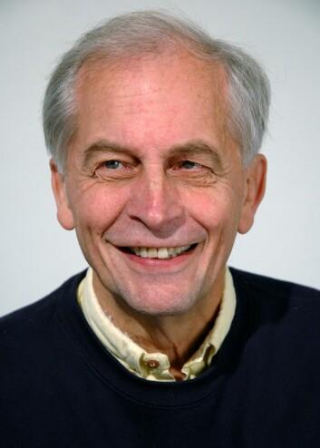 Kjell Ivar Vannebo (Foto: Ram Gupta, UiO)