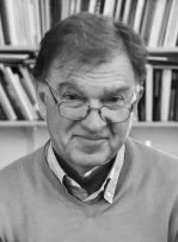 Sten Grillner, professor ved Department of Neuroscience, Karolinska Institutet, Sverige (Foto: Ulf Sirbom)