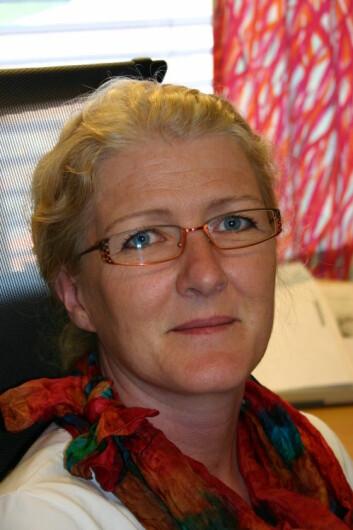 Ingrid Fylling (Foto: Birgit Røed Mathisen)