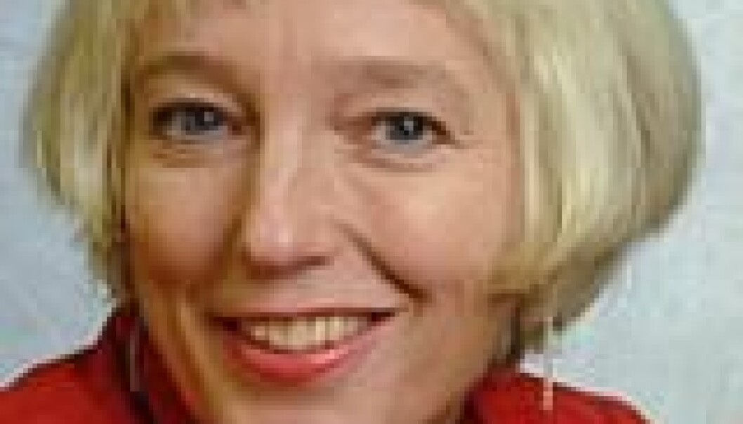 """""""Professor Siri Meyer i Makt-og demokratiutredningens forskergruppe."""""""