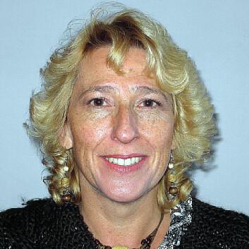 Ingrid Nyborg mener det er feil å blande militært og sivilt nærvær.