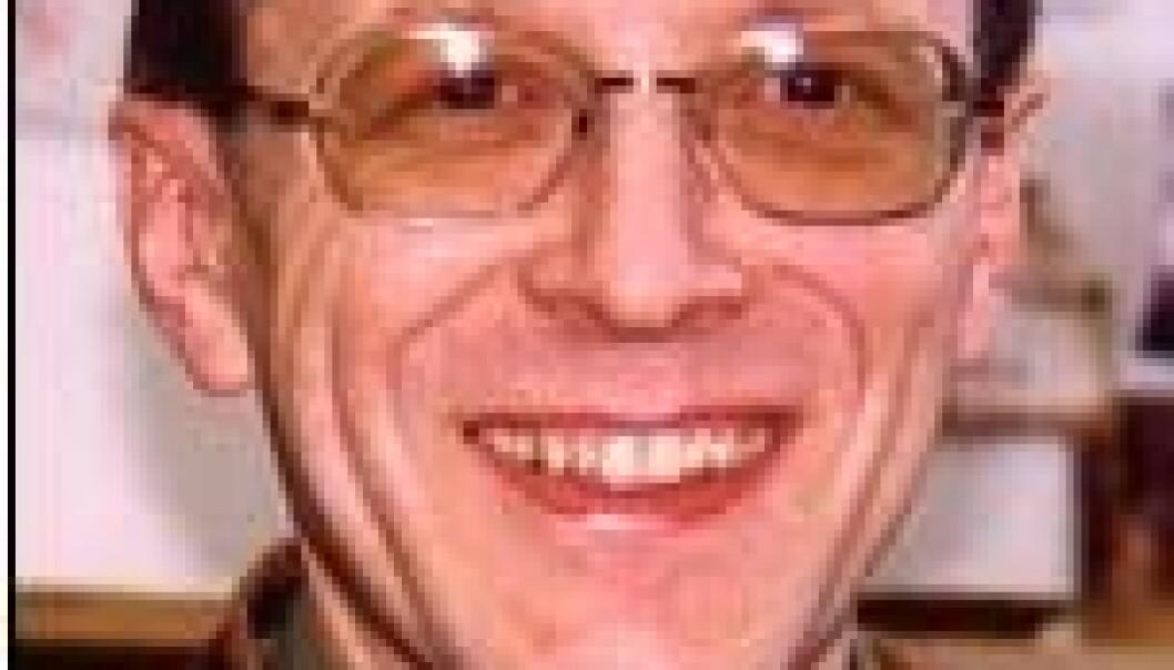 """""""Jostein Holmen er daglig leder ved HUNT Forskningssenter."""""""