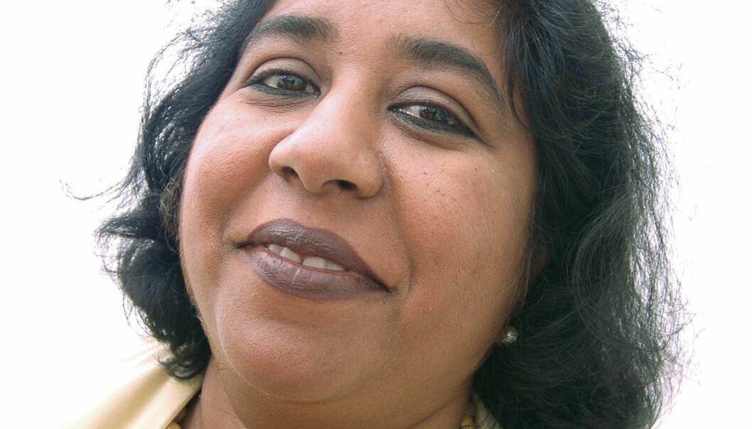 Bernadette Kumar. Foto: Sidsel Valum.