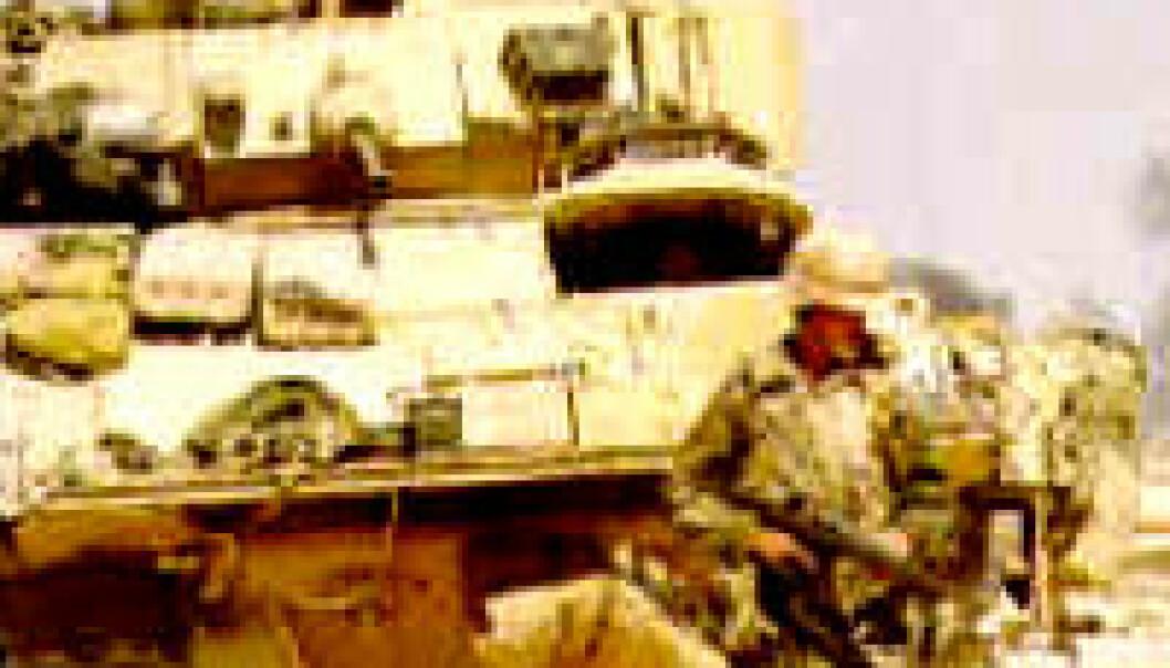 Feilslått strategi i Irak