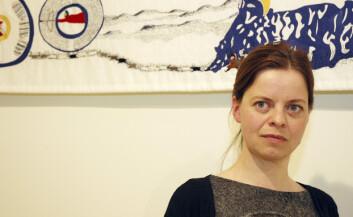 Marianne Skandfer. Foto: Maja Sojtaric