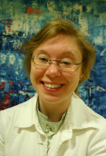 Camilla Ingvaldsen Stapnes har sammen med leger og molekylærbiologer drevet med nytenkning rundt behandling av blodkreft.