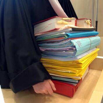 """""""Papir som lagrings- og kommunikasjonsmedium er på vei ut, mener Espen Andersen ved BI. Illustrasjonsfoto: www.colourbox.no"""""""