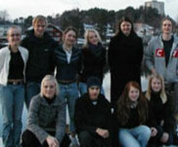 """""""I dag er det felles elevrådet i Porsgrunn erstattet med et bredere sammensatt ungdomsutvalg."""""""