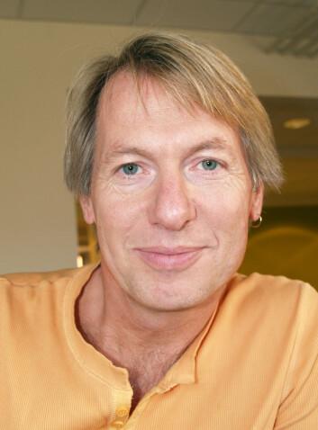 Jørgen Lorentzen. (Foto: Kristin Engh Førde)