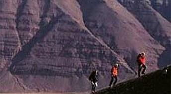 Til Mars på Svalbard - AMASE 2008