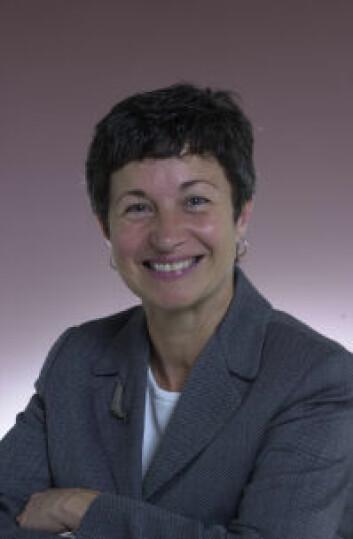 Professor Alba DiCenso fra McMaster University i Canada er sentral innen fagfeltet kunnskapsbasert praksis for sykepleiere.