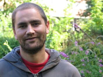 Pål Trosvik disputerer mandag 1. september.