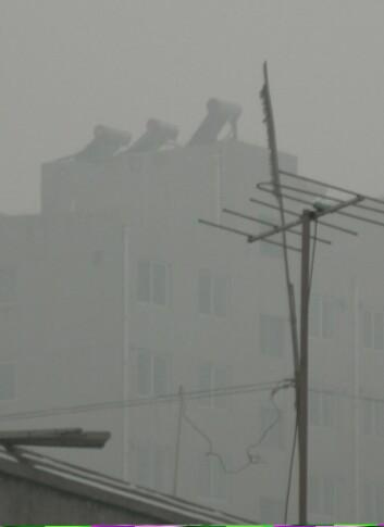 """""""Ifølge International Energy Agency kan Kina gå forbi USA i utslipp av klimagasser innen utgangen av 2008. Illustrasjonsfoto: www.colourbox.no"""""""