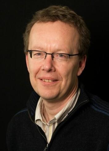 Forskingsdirektør i DiaGenic Anders Lönneborg.