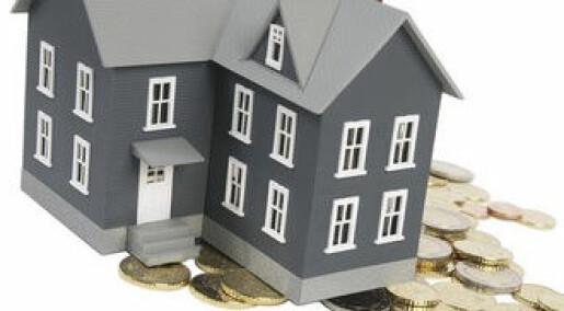 - Tåler høyere boligrente