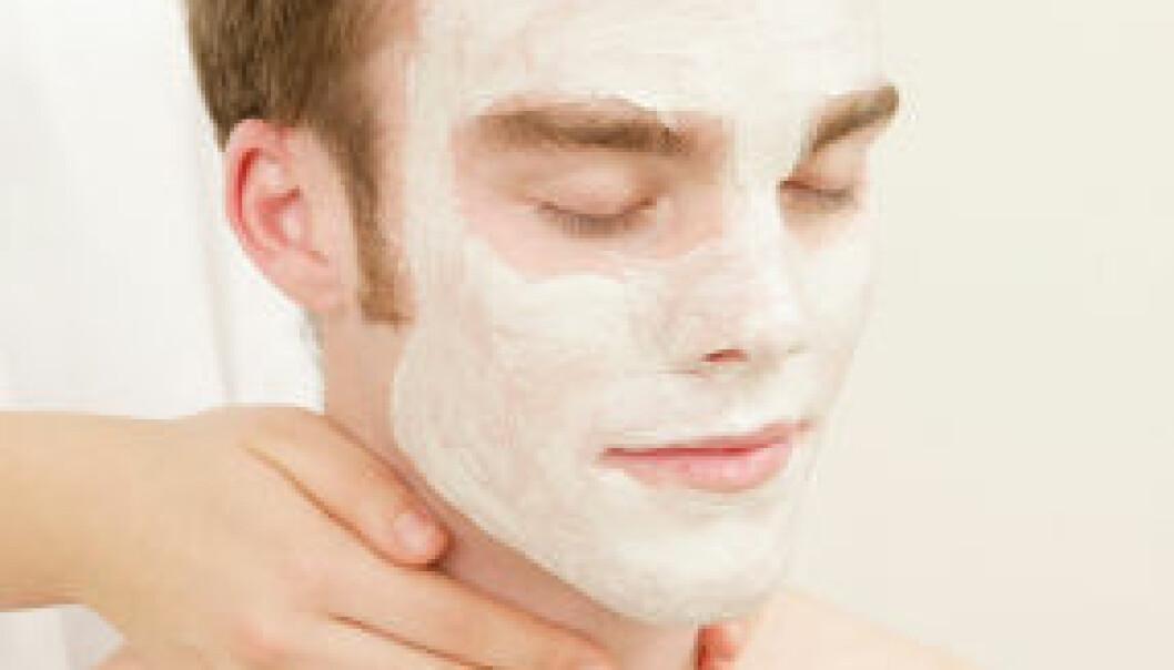 Si fra om kosmetikkplager