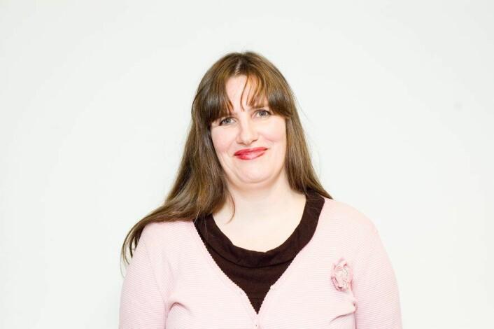 Forfatter, forteller og høgskolelektor Heidi Dahlsveen