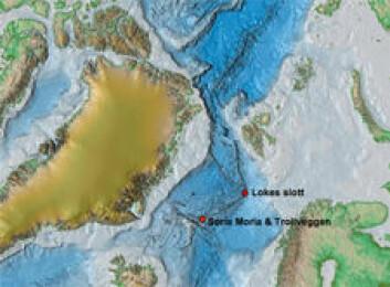 Varmekjelda Lokes slott ved Bjørnøya er den nordlegaste varme kjelda ein kjenner til. I 2005 vart kjeldene Soria Moria og Trollveggen ved Jan Mayen oppdaga.