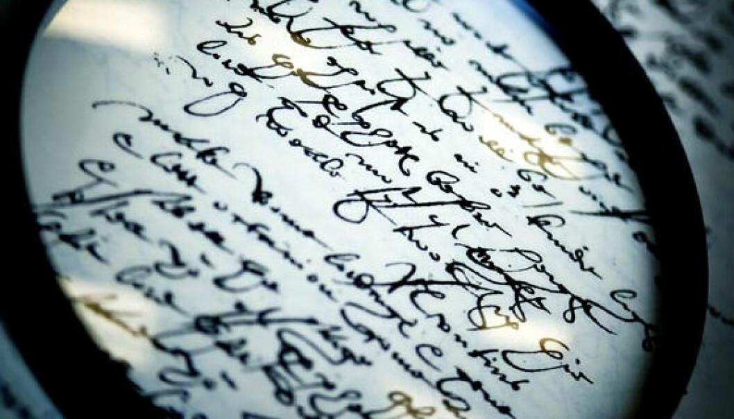 Detektivar i gammal engelsk