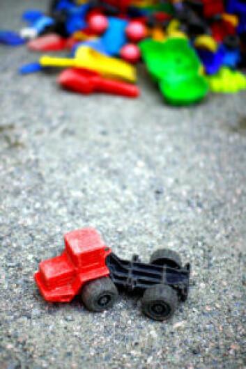 - Barnehagen er den første danningarenaen, sier Dag Orseth. (Foto: Mauricio Pavez)
