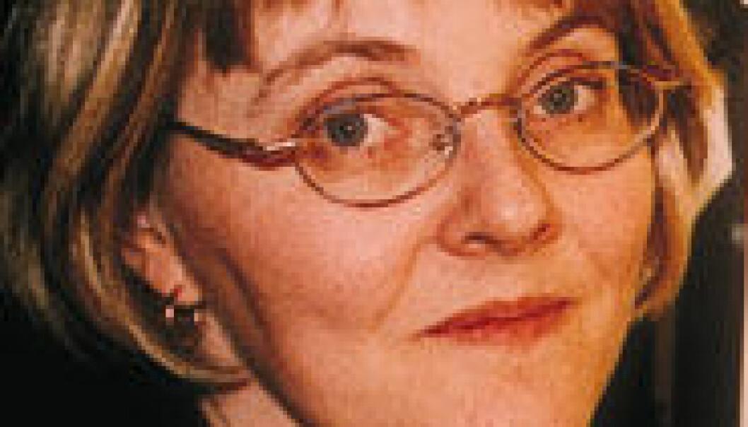 """Svanhild Schønberg har gode resultat med å hemme kreftcellar hos mus."""