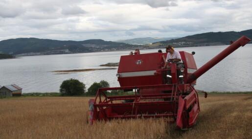 Bakgrunn: Primærnæringene: Fra landbruk til havbruk