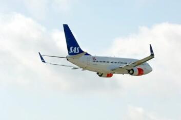 Fly luftfart SAS (Foto: SAS)