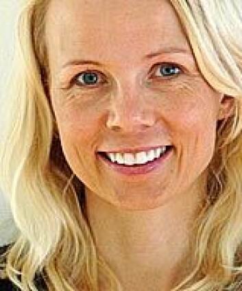 """""""Trine Moholdt er utdannet fysioterapeut og stipendiat innenfor bevegelsesvitenskap ved NTNU. (Foto: Privat)"""""""