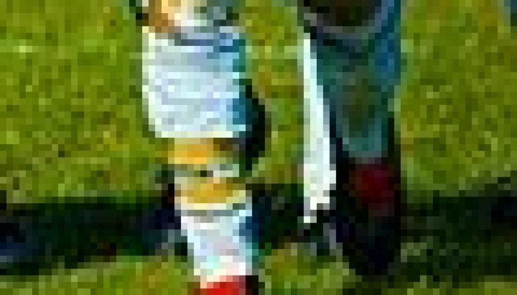 Flest skader i kvinnefotball