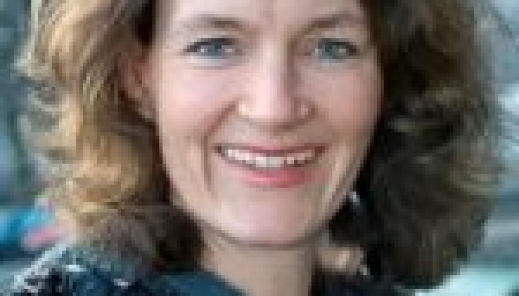 """""""Elisabeth Gording Stang. (Foto: Ståle Skogstad)"""""""