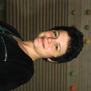 """Gro Killi Haugstad. Foto: Erik Stewart"""