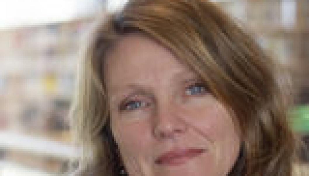 """""""- I Afrika er det legitimt å handle i tråd med flere sett av normer, sier historiker Therese Tjeldflaat. """""""