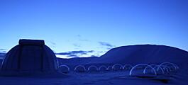 Nytt nordlysobservatorium på Svalbard
