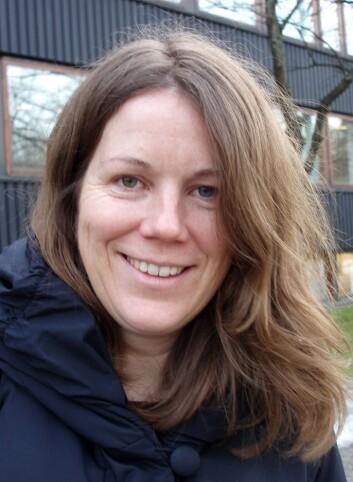 """Katrine Fangen. Foto: Kristin Engh Førde"""