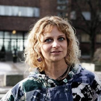 """""""Camilla Schreiner. Foto: Nina Strand"""""""