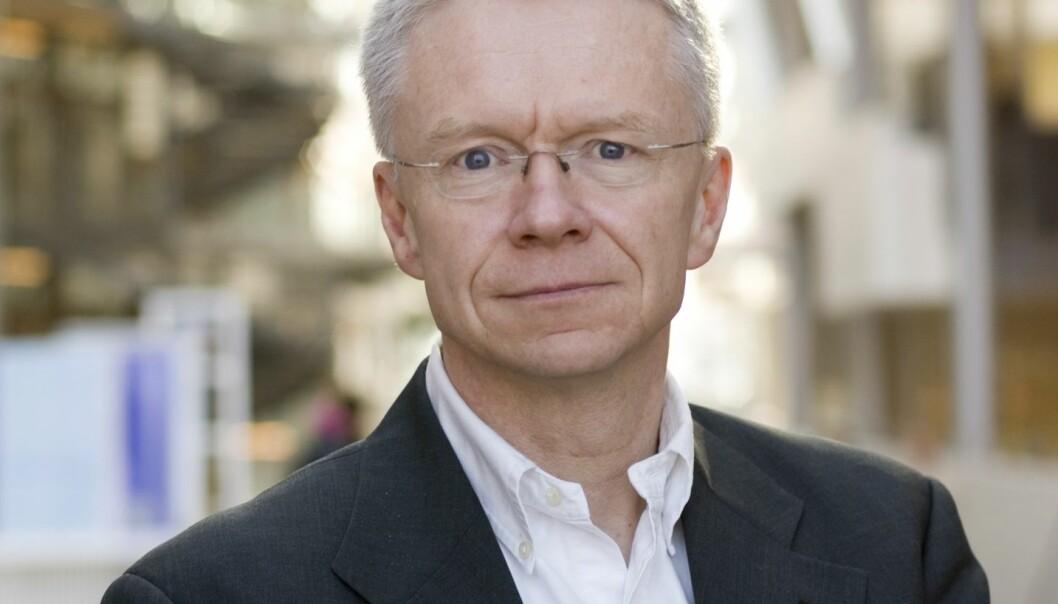 """""""BI-professor Tore Bråthen har ledet en utredning som har vurdert opprettelsen av et gjeldsregister i Norge."""""""