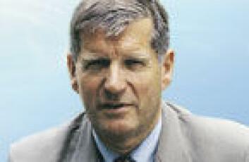 """BI-professor Øystein Noreng er ekspert på petroleumsøkonomi."""