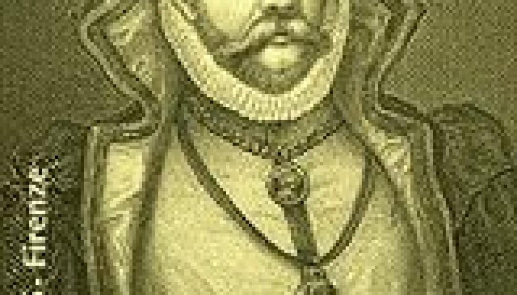 """Tycho Brahe - Nordens fremste astronom."""
