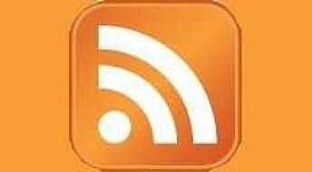 RSS-feeds gir deg nyheter fra forskning.no på ditt nettsted