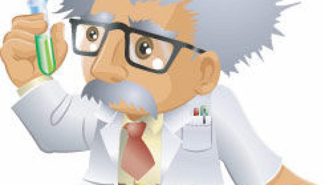 Flørter med vitenskapen